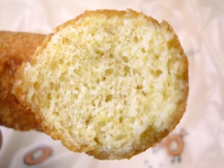 はらドーナッツの断面図