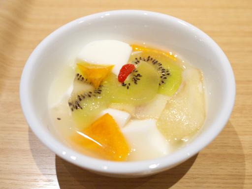 季節の杏仁豆腐(HONGKONGSWEETS果香)