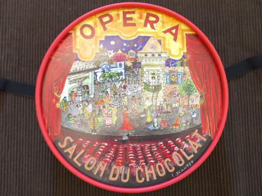セレクションオペラ(201001@サロンドショコラ)