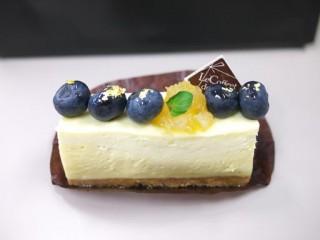 半生チーズケーキ(201003@ル・コフレ・ドゥ・クーフゥ)