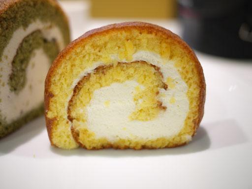 米粉のロールケーキ(201005@和良)