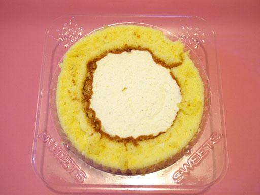プレミアム栗と芋のロールケーキ(201009@ローソン)