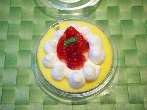 苺のロールケーキ(201010@ローソン)