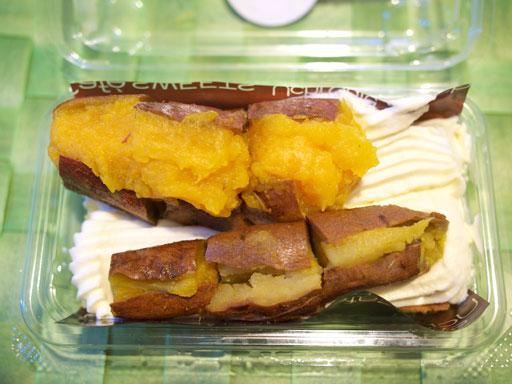 種子島産安納芋みつ姫のケーキ(201010@ローソン)