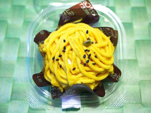 えびすかぼちゃのケーキ(201011@ローソン)