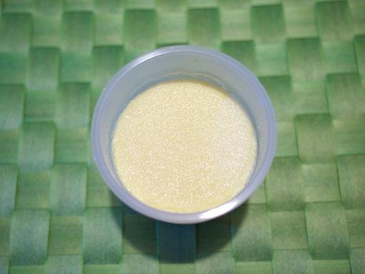 クリームチーズのやわらかプリン(201011@スリーエフ)