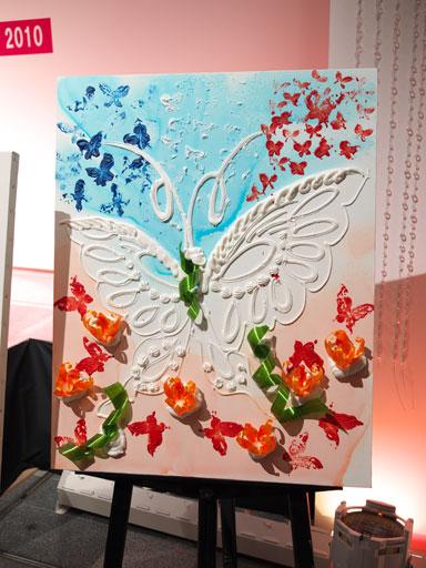 白鳥シェフのアート