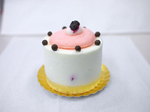 長野産ブルーベリーのショートケーキ(201012@カオリヒロネ)