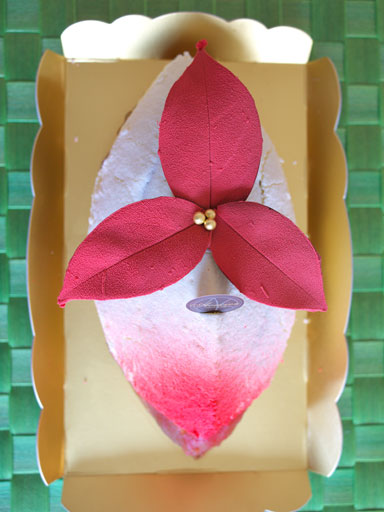 ポムダムール(201012@アカシエ)上の飾りもきれい