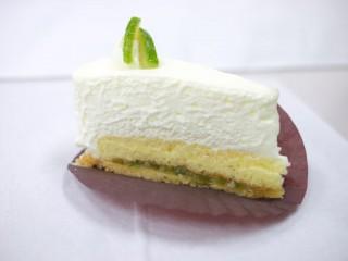 無農薬グリーンレモンレアチーズ(201101@カオリヒロネ)