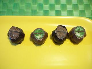 TOSHIHIPPO(201102@トシヨロイヅカ)限定の抹茶味とオレンジ味