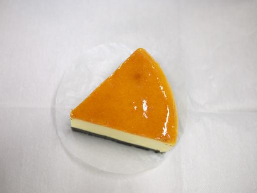 ダブルチーズケーキ(201105@デザートサーカス)上から