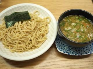 ラーメンゼロ(201105@ラーメンゼロPLUS)つけ麺