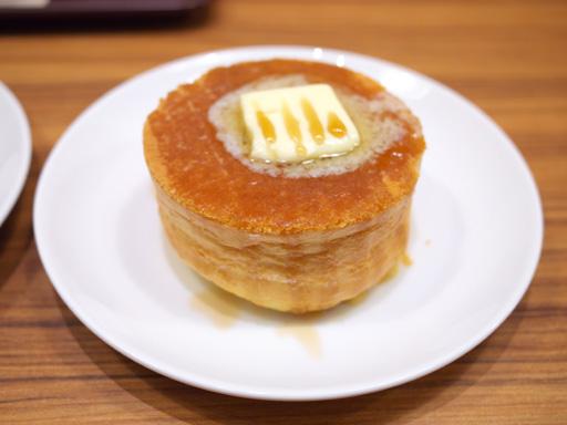 厚焼きホットケーキ(201204@MOSDO)メープル&バター