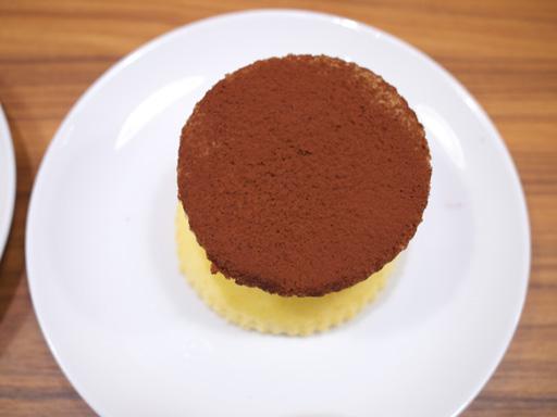 デザートサンド(201204@MOSDO)くるみとブルーベリーのデザート上