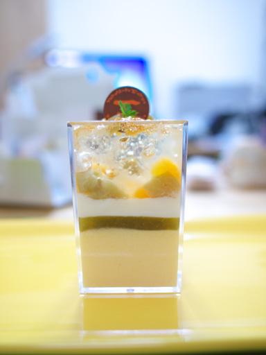 曽我梅酒(201208@ヨロイヅカファームトーキョー)横から