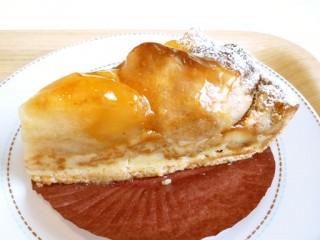 青果市場のりんごパイ
