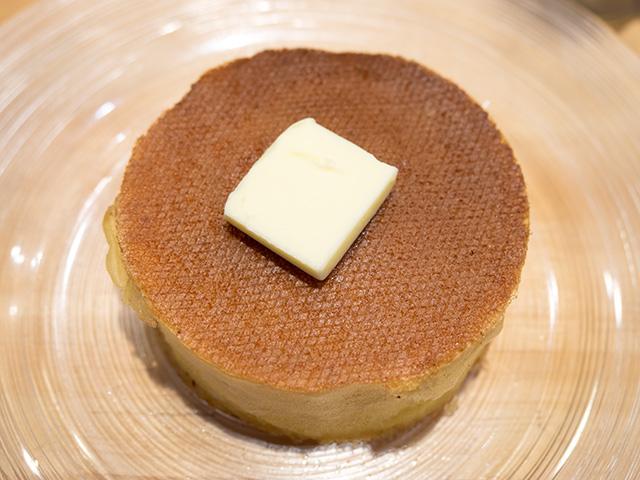 発酵バターのパンケーキ(20140604@雪ノ下)