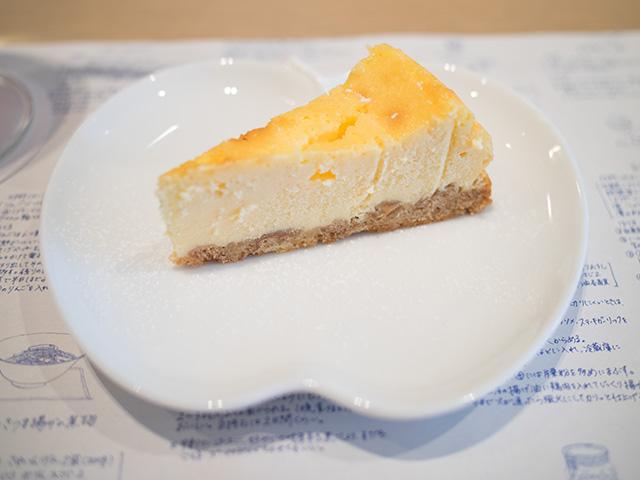 チーズケーキ(20140612@harumi's)