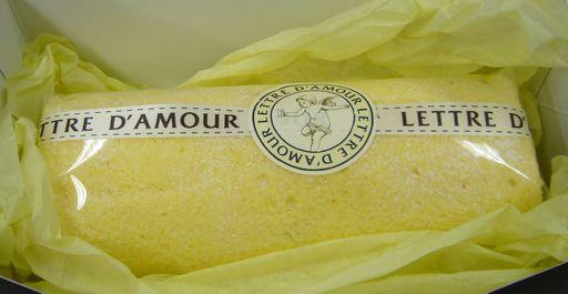 ルガールチーズと胡桃の白金ロール