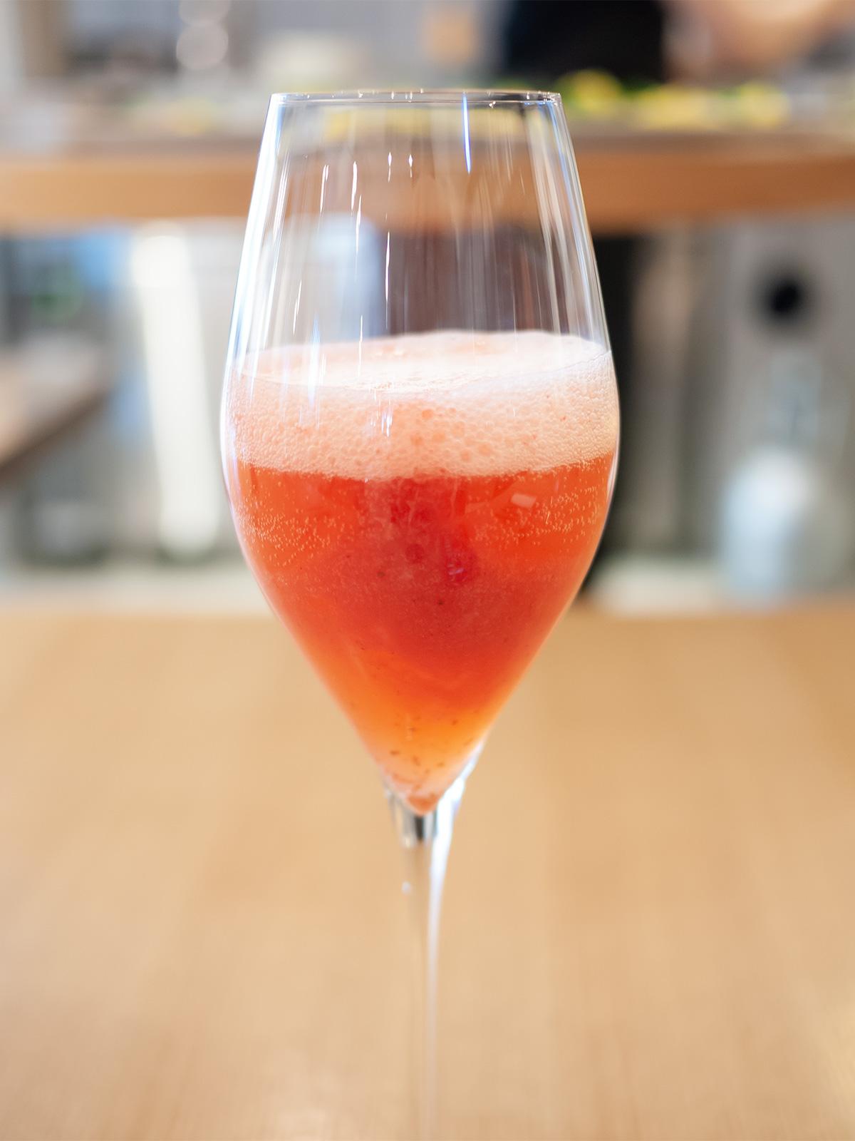 シャンパンベリー